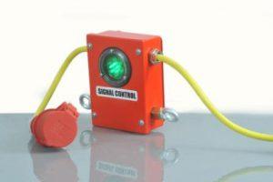 Winch Signal System